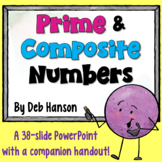 Prime and Composite Numbers PowerPoint