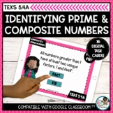 Prime and Composite Numbers | Boom Cards Math Distance Learning