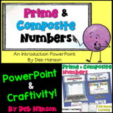 Prime and Composite Numbers Bundle