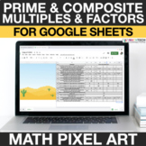 Prime and Composite Numbers | Factors and Multiples | 4th