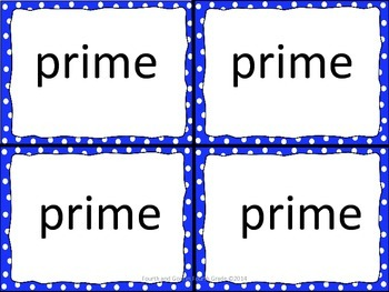 Prime and Composite Numbers Games