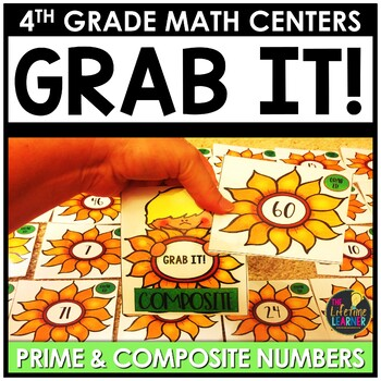 Prime and Composite Numbers September Math Center