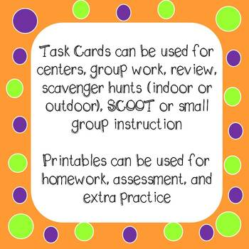 Prime and Composite Numbers Task Cards and Worksheets