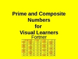 Prime and Composite Numbers for Visual Learners