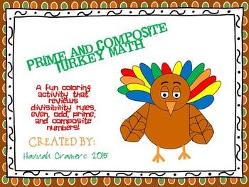 Prime and Composite Turkey