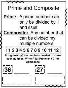 Prime or Composite?