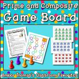 Prime or Composite Board Game