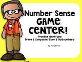 Even or Odd/ Prime or Composite Game Center