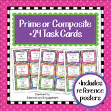 Prime or Composite Task Cards (Scoot)