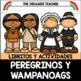 Primer Acción de Gracias + Peregrinos y Nativos. THANKSGIVING BUNDLE