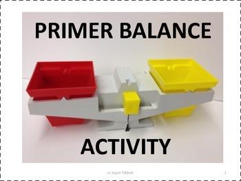 Primer Balance Activity