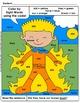 Primer: Color by Sight Word Sentences - 010