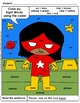 Primer: Color by Sight Word Sentences - 012