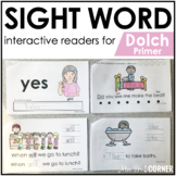 Primer Dolch Sight Word Books | Printable Dolch Sight Word