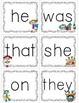 Primer Dolch Sight Word Cards & Booklet - Superhero Theme