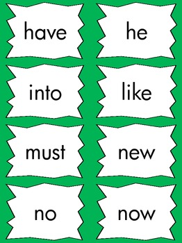 Primer Dolch Sight Word Cards & Checklist