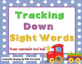 Primer Dolch Sight Words