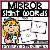 Primer Dolch Sight Words Mirror Center