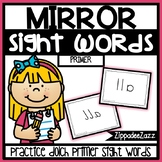 Primer Dolch Sight Words Mirror Center