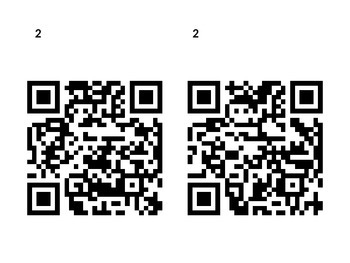 Primer Dolch Words QR Code Matching