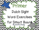 Primer Dolch word practice (meets Common Core Standards and TEKS)