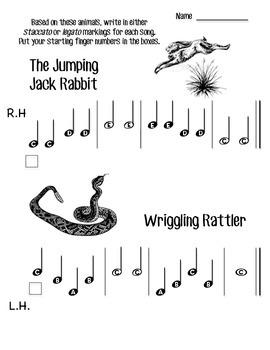 Primer Piano Music