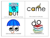 Primer Dolch Sight Word Cards with Pictures