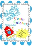 Primer Sight Word Cootie Catcher/Flash cards