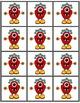 Primer Sight Word Monster Memory Game