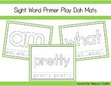 Sight Word Play Doh Mats: Primer