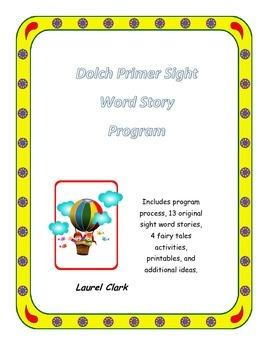 Primer Sight Word Program