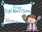 Primer Sight Word Readers