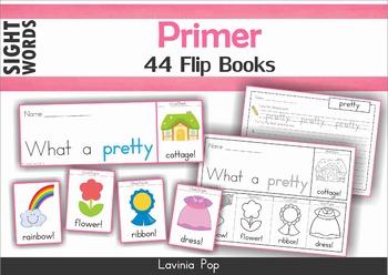 Primer Sight Word Readers FREE SAMPLER