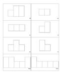 Primer Sight Word Shape Boxes
