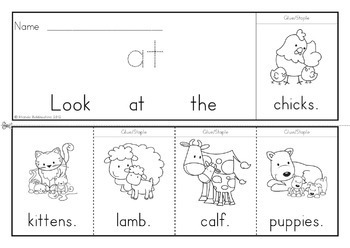 Sight Word Fluency ~ Flip Books and Writing Activities {Primer}