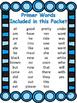 Primer Sight Words Mega Pack