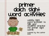Primer Sight Words Program