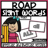 Primer Sight Words Road Letters Center