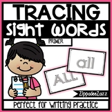 Primer Sight Words Tracing Center