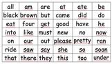 Primer heart words booklet (Dolce List)