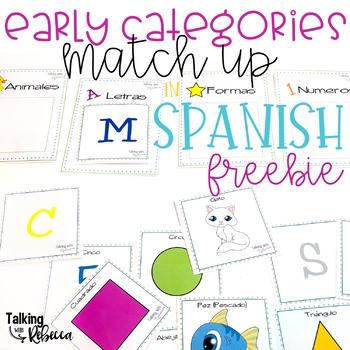 Primera Categorias (Early Categorizing in Spanish)