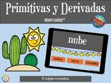 Primitivas y derivadas - Boom Cards