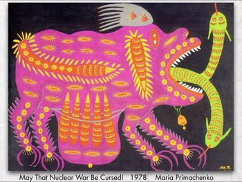 Outsider Naive Folk Brut Primitive - Art History - 212 Slides