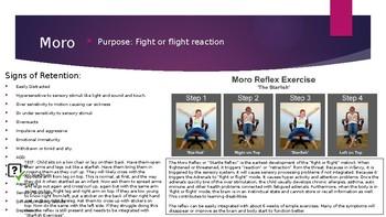 Primitive Reflex Research Compilation *FREE*