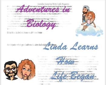 Primordial Soup Story- Linda Learns How Life Began