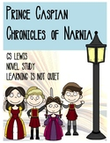 Prince Caspian Book Club (Dice Discussions, Writing Responses, and Vocabulary)
