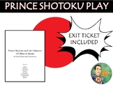 Prince Shotoku - Japan: The (kind of) Historically Accurate Story