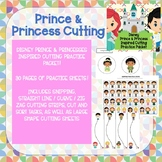 Prince and Princess Themed Cutting Packet