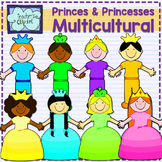 Princes and princesses {Multicultural}