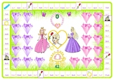 Princess 6 and 7 Times Table Game